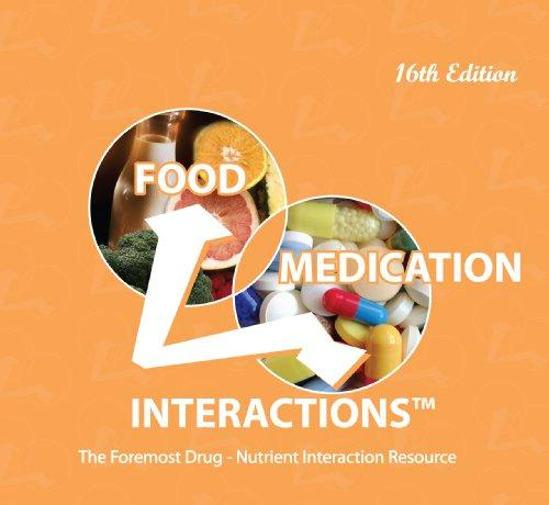 Food Medication Interactions 16th Edition