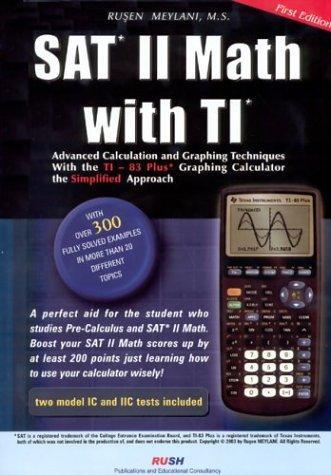 SAT II Math with TI