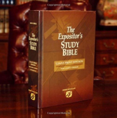 Download the Expositor's Study Bible | iPad - Jimmy Swaggart