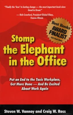 Stomp the Elephant in the Office