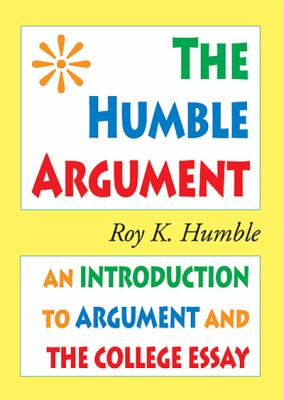the humble essay Available in: paperback unlike other composition books, the humble essay is written for students who wisely have no intention of becoming english majors.