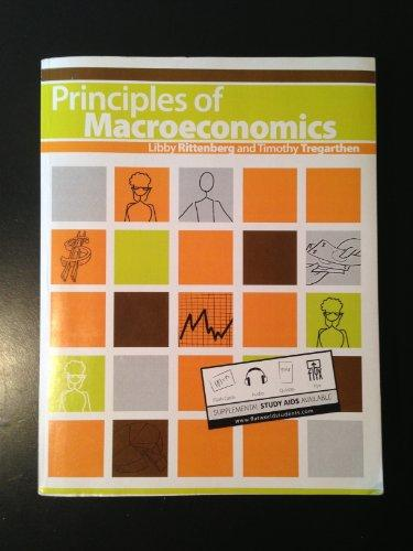 Principles of microeconomics libby rittenberg and timothy tregarthen