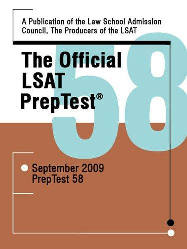 The Official LSAT Preptest 74