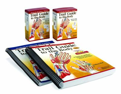 Trail Guide to the Body Textbook/Workbook/Flashcard Set Combination
