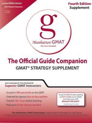 Official Guide Companion (Manhattan Gmat)