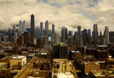 Painting the Town - Chicago, Illinois