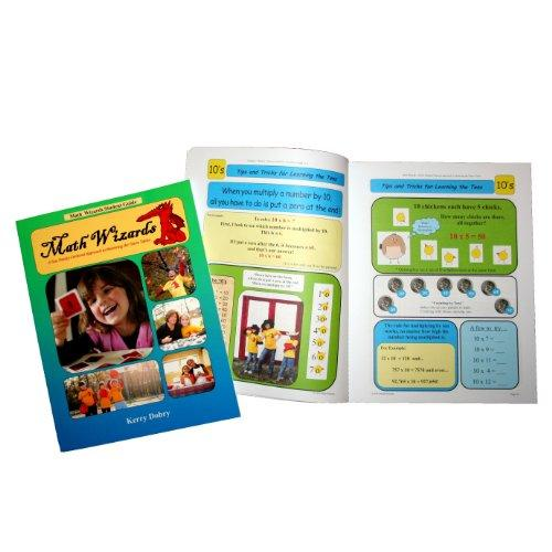 Math Wizards Student Guide - Math Wizards: A Fun, Family-Centered Approach to Mastering the Times Tables