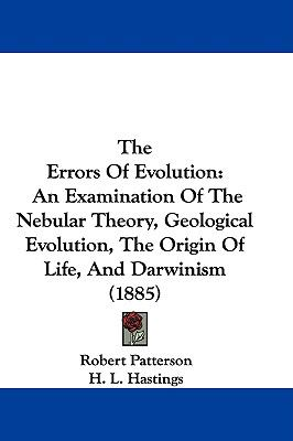 The Errors Of Evolution