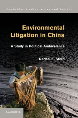 Environmental Litigation in China : A Study in Political Ambivalence