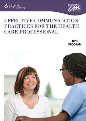 Effective Communication Practices for Healthcare Professionals -DVD