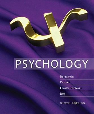 Psychology 9th Edition Bernstein