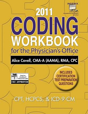 2011 Coding Workbook for the Physician's Office