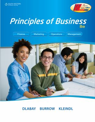 Principles of Business (Marketing (modified))