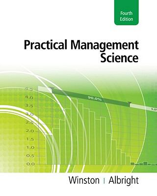 Practical Management Science (with Decision Sciences CourseMate Printed Access Card)