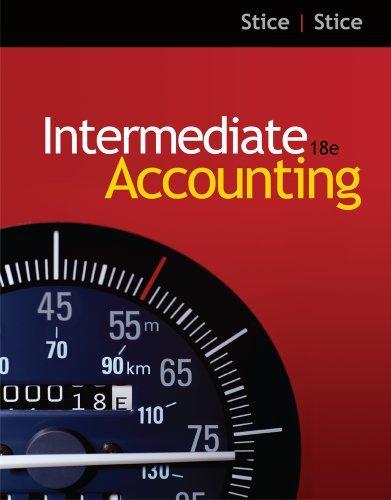 Intermediate Accounting