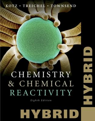 Chemistry and Chemical Reactivity Hybrid Edition with Printed Access Card (24 months) to OWL with Cengage YouBook (Cengage Learning's New Hybrid Editions!)
