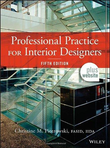 Professional Practice For Interior Designers Th Edition Pdf