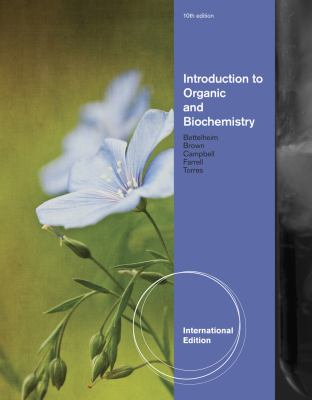 Introduction to Organic and Biochemistry. by Shawn Farrell ... [Et Al.]