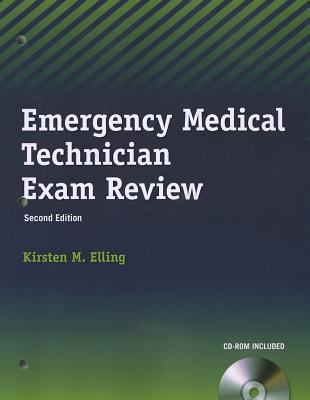 Emergency Medical Technician Exam Review (Book Only)