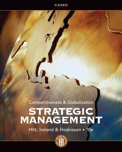 Strategic Management Cases: Competitiveness and Globalization