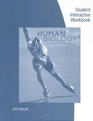 Student Interactive Workbook for Starr/McMillan's Human Biology, 10th