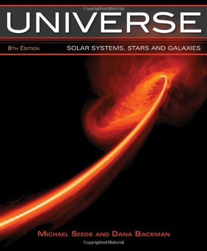 universe  solar system  stars  and galaxies michael a