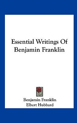 writings of benjamin franklin Benjamin franklin frs frse (january 17 in his writings, franklin indicates that he was aware of the dangers and offered alternative ways to demonstrate.