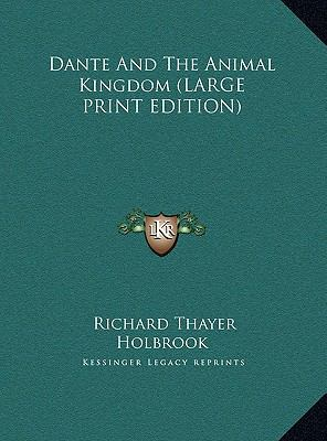 Dante and the Animal Kingdom