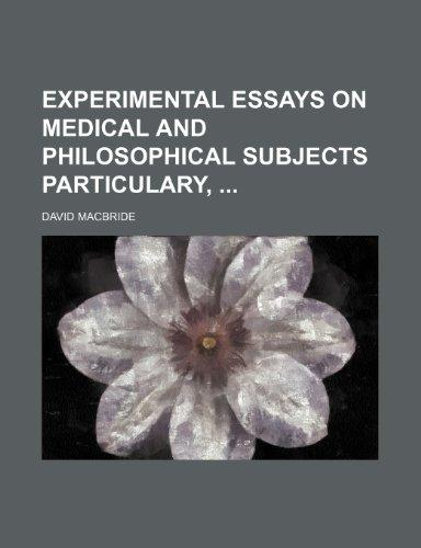 philosophical questions for essays A citation index of philosophy containing thousands of bibliographies.
