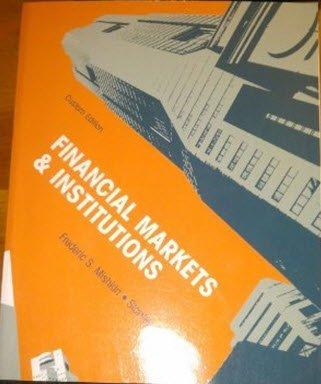 Financial markets and institutions 6e mishkin eakins