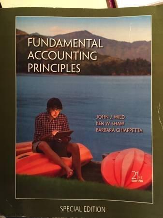 Fundamental Accounting Principles 21st Edition Rent border=