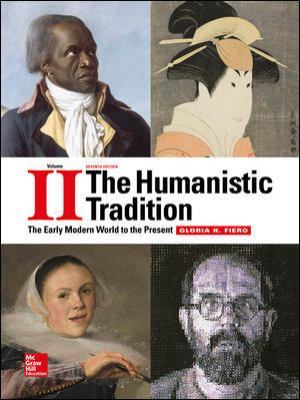 The humanistic tradition book 3 6th edition