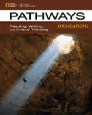 Pathways R/W Foundations Student Book