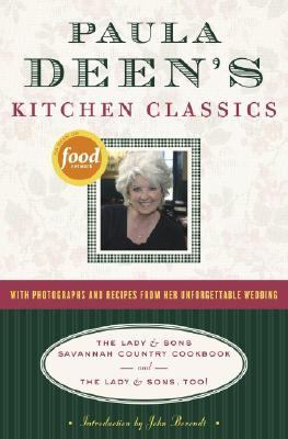 Paula Deen's Kitchen Classics The Lady & Sons Savannah Country Cookbook and The Lady & Sons, Too!