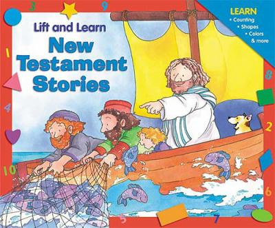Lift and Learn New Testament Stories