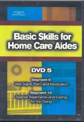 Basic Skills for Home Care Aides DVD #5 (DVD Series) (No. 5)
