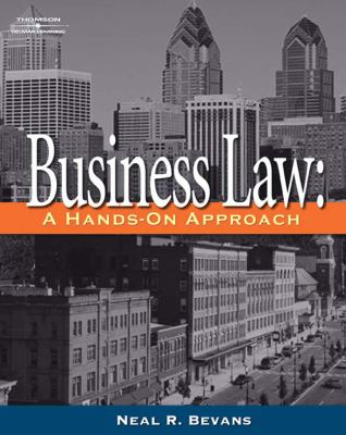 Business Law A Hands-on Approach
