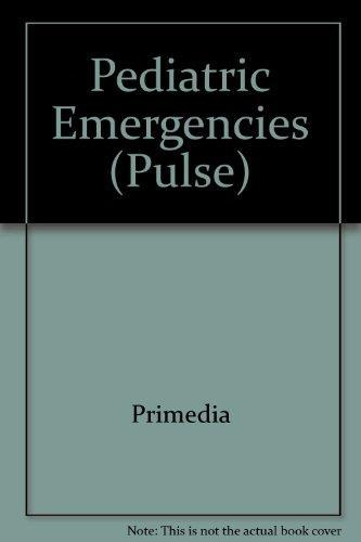 PULSE: Pediatric Emergencies (Pulse) VHS