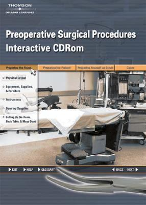 Preoperative Surgical Procedures Interactive CD-ROM Individual Version