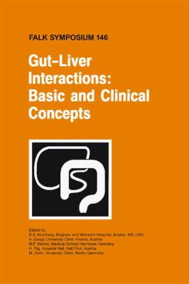 Gut-Liver Interactions Basic And Clinical Concepts