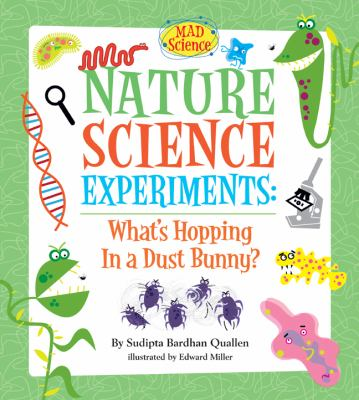 Nature Science Experiments: What's Hopping in a Dust Bunny? (Mad Science)