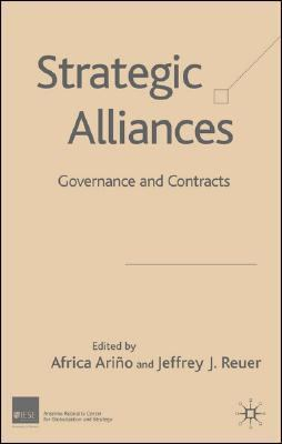 Strategic Alliances Governance And Contracts
