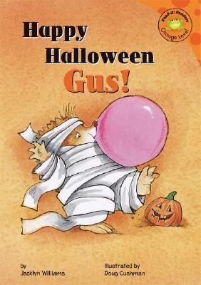 Happy Halloween Gus!