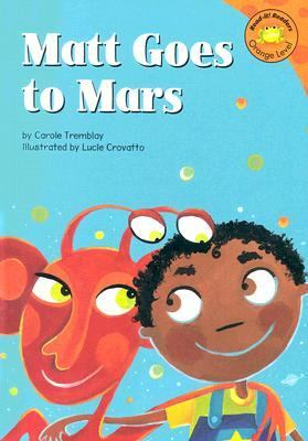Matt Goes to Mars