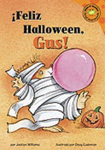 Feliz Halloween, Gus! (Read-It! Readers En Espanol: Gus El Eriz) (Spanish Edition)