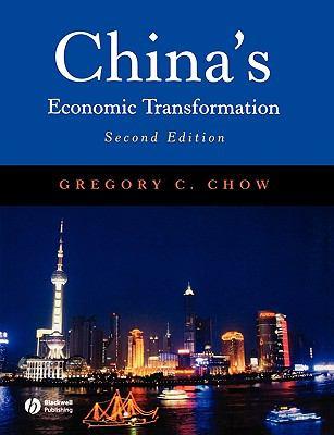 China's Economic Transformation 2nd Edition | Rent ...