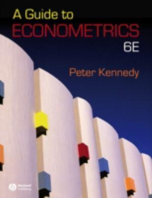 A Guide to Econometrics
