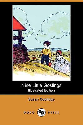 Nine Little Goslings (Illustrated Edition)