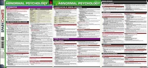 Abnormal Psychology SparkCharts