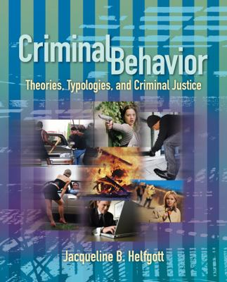 theories of criminal behavior Publications stay informed social control theory analyzes the failure of society to control criminal tendencies and (3) labeling theory maintains that negative labels produce criminal careers the social learning branch of social process theory suggests that people learn criminal behavior.